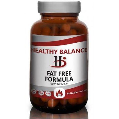 Healthy Balance Fat Free Formula 90 Φυτικές Κάψουλες