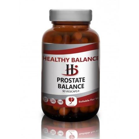 Healthy Balance Prostate Balance 90 Φυτικές Κάψουλες