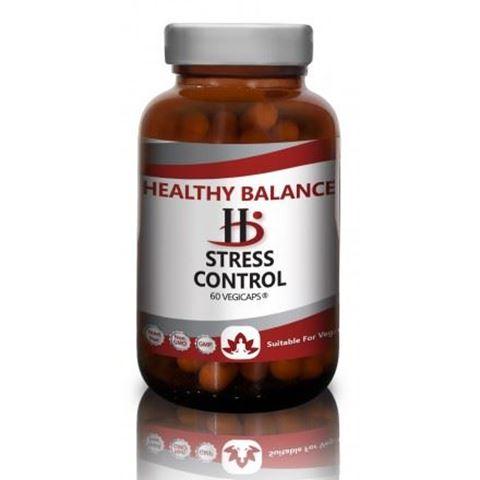 Healthy Balance Stress Control 60 Φυτικές Κάψουλες