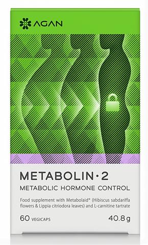 Agan Metabolin 2, 60 Φυτικές Κάψουλες