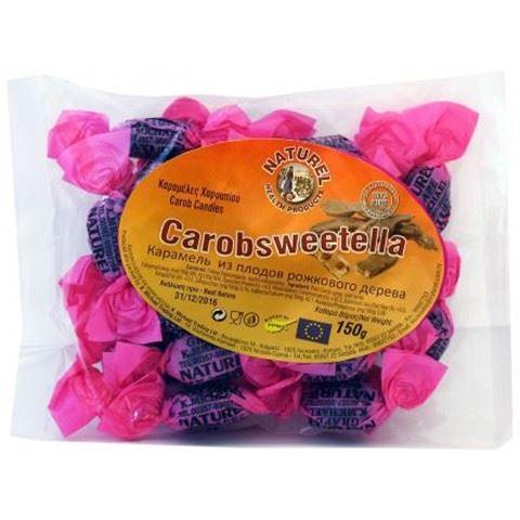 Michael LTD Καραμέλες με κύριο συστατικό το χαρουπόμελο χωρίς ζάχαρη 150γρ