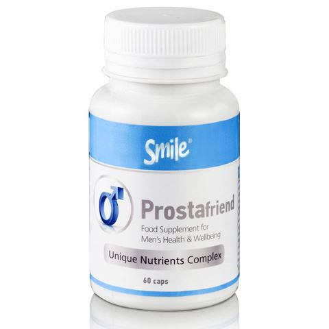 Smile Prostafriend 60 Κάψουλες