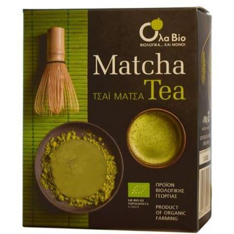 Όλα Βιο Matcha Tea 100γρ