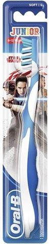 Οral-B Stages Παιδική Οδοντόβουρτσα Junior Star Wars 6-12 Χρονών SOFT - S 1 ΤΜΧ