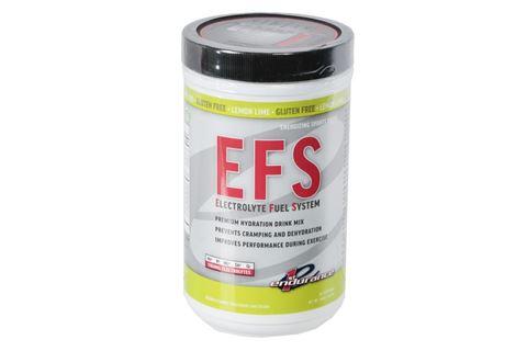 First Endurance EFS - Ενεργειακό ρόφημα ηλεκτρολύτη & υδατάνθρακα σε σκόνη - Γεύση Λεμόνι 800γρ