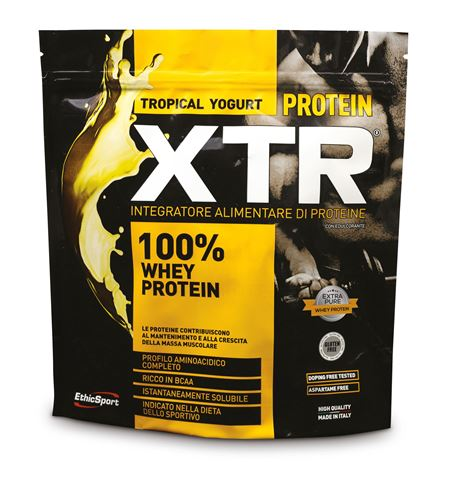 EthicSport Protein XTR tropical yogurt 500gr