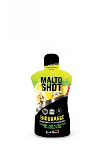 EthicSport Malto Shot Endurance Tropical 50ml