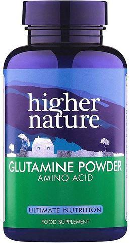 Higher Nature Glutamine Powder 100 gr