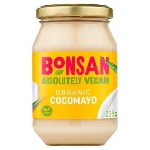 Bonsan Μαγιονέζα Καρύδα -VEGAN 235gr