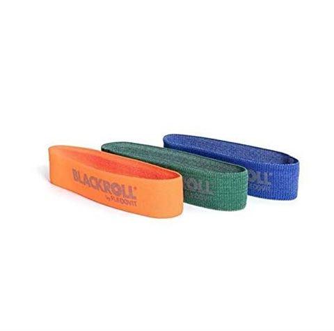 Blackroll Super Bands Set 104cm Πορτοκαλι-Πράσινο-Μπλε