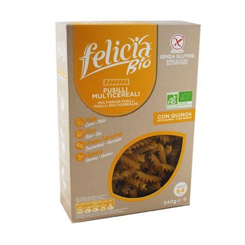 Felicia Βίδες Καλαμποκιού - Ρυζιού Χωρίς Γλουτένη 250γρ BIO