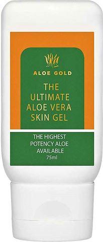 Higher Nature Aloe Gold Ultimate Skin Gel 120ml