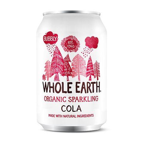 Whole Earth Ανθρακούχο ποτό Κόλα 330ml με Σιρόπι Αγαύης