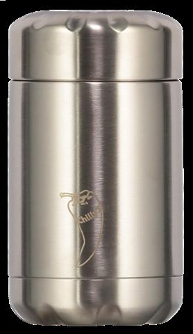 Chillys Δοχείο - Θερμός Φαγητού Silver από Ανοξείδωτο Ατσάλι 300ml
