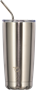 Chillys Silver Thumbler Ποτήρι-Θερμός από Ανοξείδωτο Ατσάλι 500ml