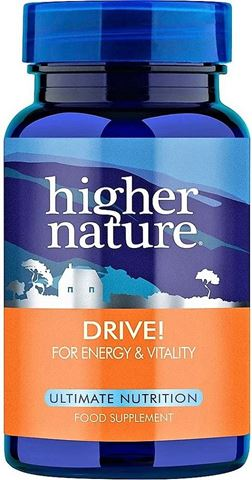 Higher Nature DRIVE! 30 Κάψουλες