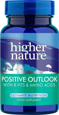 Higher Nature Positive Outloock 30 Κάψουλες