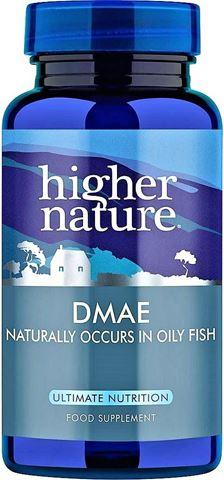 Higher Nature DMAE 60 Φυτικές Ταμπλέτες
