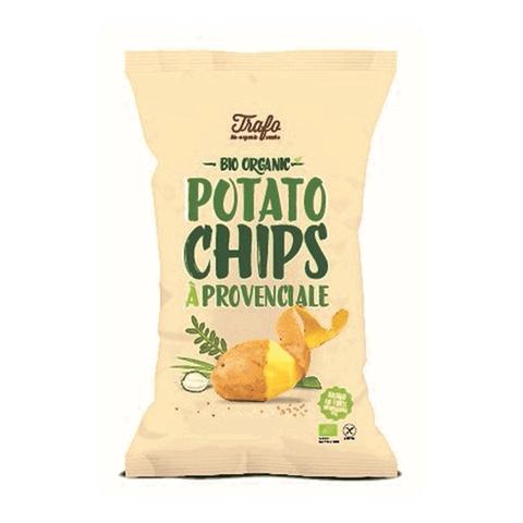 Trafo Τσιπς Πατάτας με Βότανα ΒΙΟ 125γρ