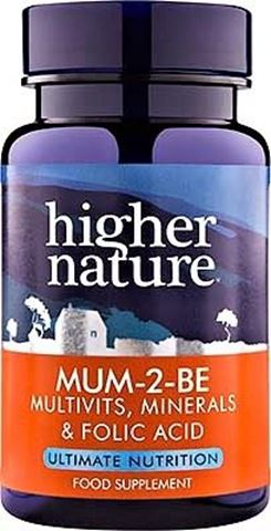 Higher Nature MUM-2-BE 30 Ταμπλέτες