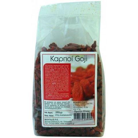 Όλα Βίο Goji Berry Αποξηραμένο 250γρ
