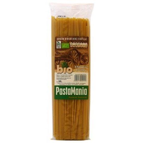 Pastamania Μακαρόνια Χοντρά ΒΙΟ 500γρ