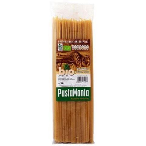 Pastamania Μακαρόνια Λευκά Ντίνκελ ΒΙΟ 500γρ