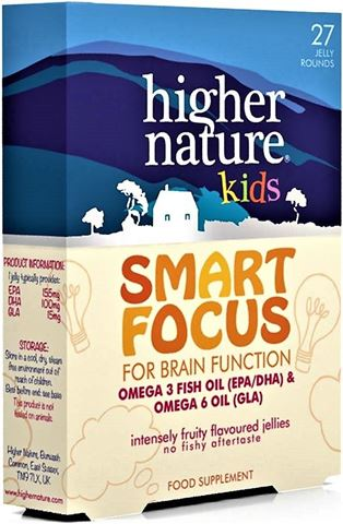 Higher Nature Kids Smart Focus 27 Ζελεδάκια