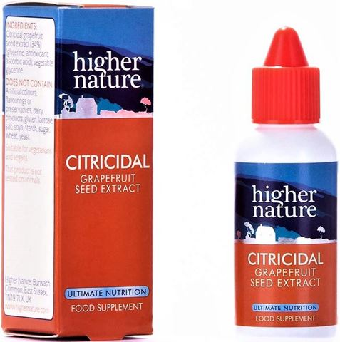 Higher Nature Citricidal 25 ml