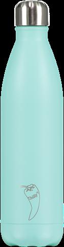 Chillys Pastel Green Παγούρι από Ανοξείδωτο Ατσάλι 750ml