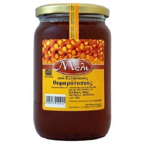 Όλα Bio Μέλι από Ελληνικούς Θυμαρότοπους 960gr