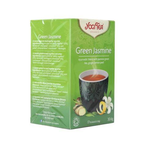 Yogi Tea Green Jasmine 17 Φακελάκια