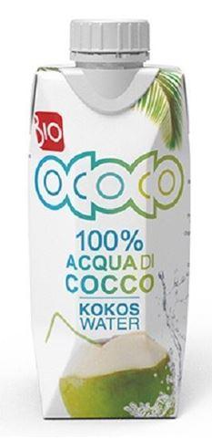 Ococo Νερό Καρύδας 100% ΒΙΟ 330ml
