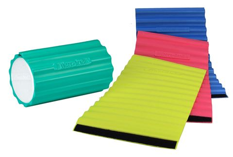 TheraBand Foam Wraps/ Yellow- X Soft