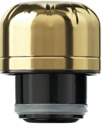 Chillys Chrome Gold Ανταλλακτικό Καπάκι για Παγούρι 260/500ml