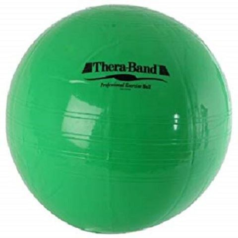 TheraBand Exercise Ball / Green Διάμετρος 65cm