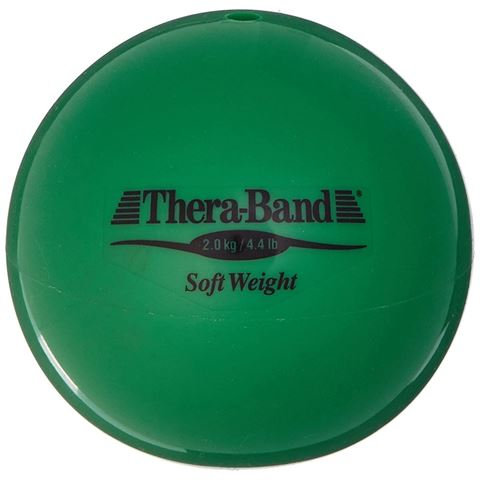 TheraBand Soft Weights 2,0 kg / Green