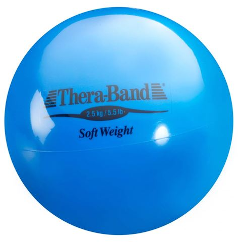 TheraBand Soft Weights 2,5 kg / Blue