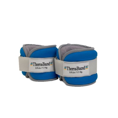 TheraBand Ankle Wrist Weight Sets Μπλε 1.1kg