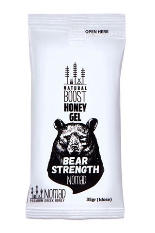 Nomad Bear Strength Energy Gel 35g