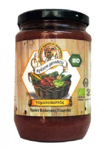 Πράσινο Μονοπάτι Κύβοι Τομάτας χωρίς αλάτι 700γρ