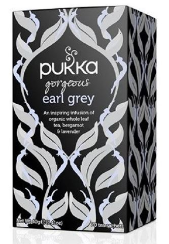 Pukka Tea Georgeous Earl Grey 40gr