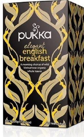 Pukka Tea Elegant English Breakfast 50gr