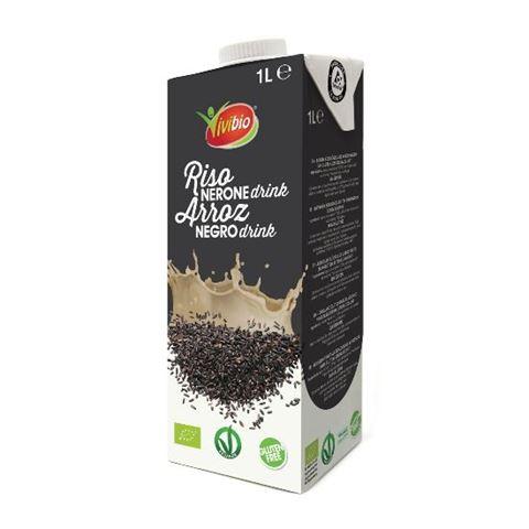 Vivibio Ρόφημα από Μαύρο Ρύζι Ολικής Χωρίς Γλουτένη 1λτ