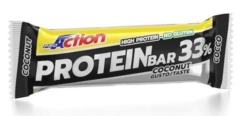 ProAction Protein Bar - Σοκολάτα/Καρύδα 50gr