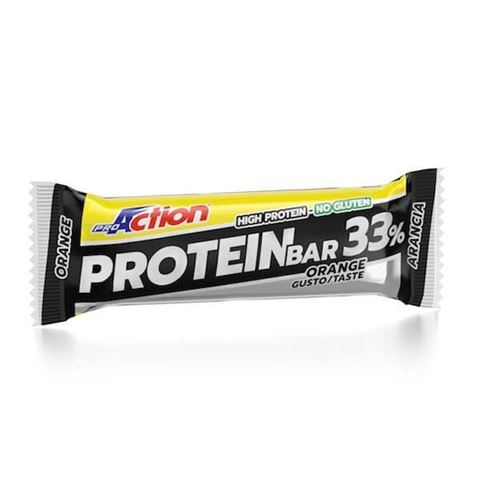 ProAction Protein Bar - Σοκολάτα/Πορτοκάλι 50gr