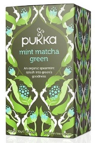 Pukka Mint Matcha Green 30gr