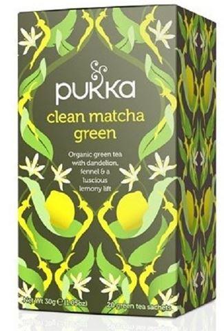 Pukka Clean Matcha Green 30gr