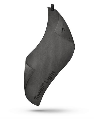 Stryve Towell+ light Πετσέτα Γυμναστικής 105cm x 42.5 Γκρι