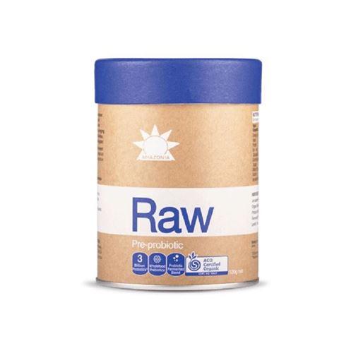 Amazonia Raw Μείγμα Ωμών Πρε-Προβιοτικών 120gr